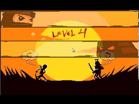 Indie Game Look At - Katana Senpou Travel Video