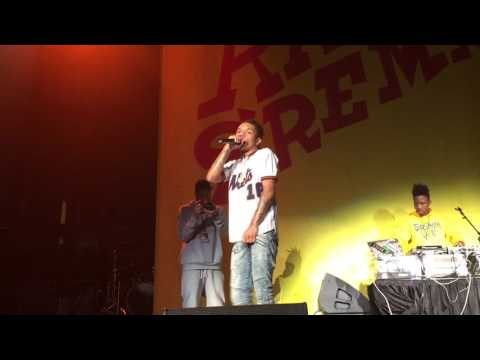 "Rae Sremmurd  - ""By Chance & Over Here"" - LIVE FRONT ROW"