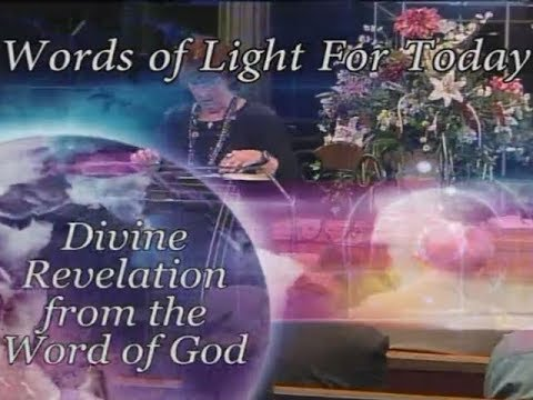 Words of Light for Today - Vitality in the Life of Christ