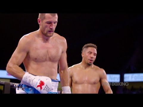 The Fight Game: Kovalev-Ward Look Back (HBO Boxing)