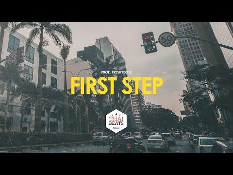 Hip Hop Jazzy Beat Rap Instrumental 2018 - First Step
