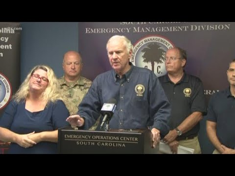 Hurricane Florence: SC Governor Henry McMaster Tells State To Be Prepared