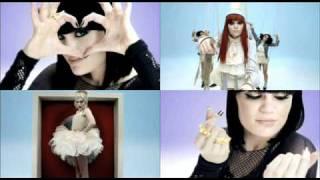 Jessie J ft B.O.B - Price tag (audio).wmv