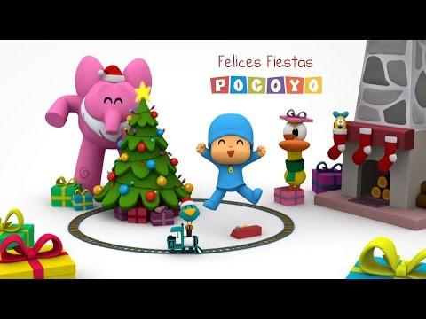 Feliz Navidad En Portugues Brasil.Pocoyo En Espanol Feliz Navidad Preparado Para Abrir