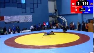 61 Эмин Огут - Рустам Ампар