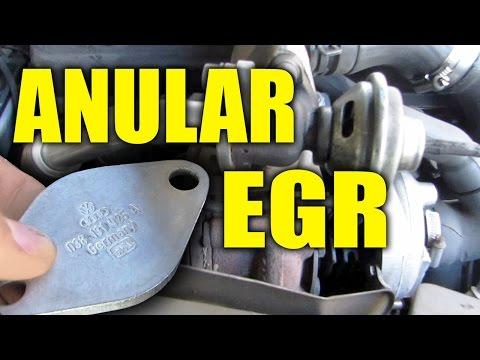 Como Anular Valvula EGR En Un Motor Diesel