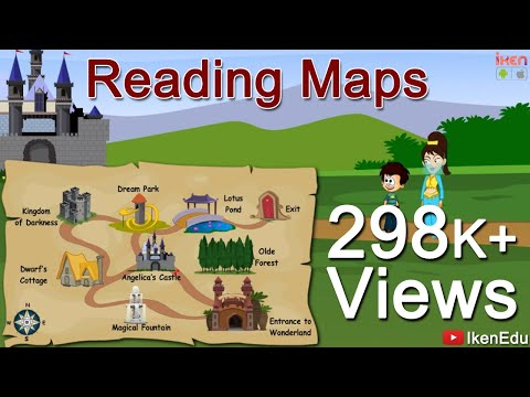 Learn How to Read Maps