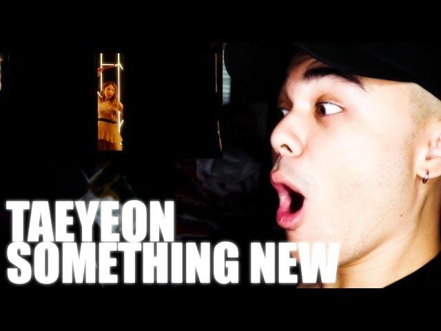 TAEYEON - Something New MV Reaction