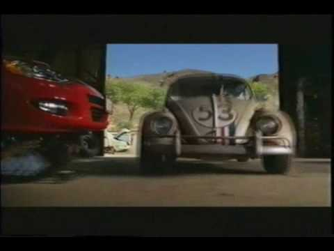 Herbie Fully loaded Behind the scenes Feature. Lindsay Lohan