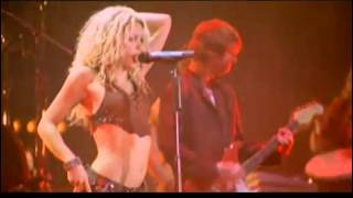 Shakira - 13) Objection (Tango) (Live & Off The Record)