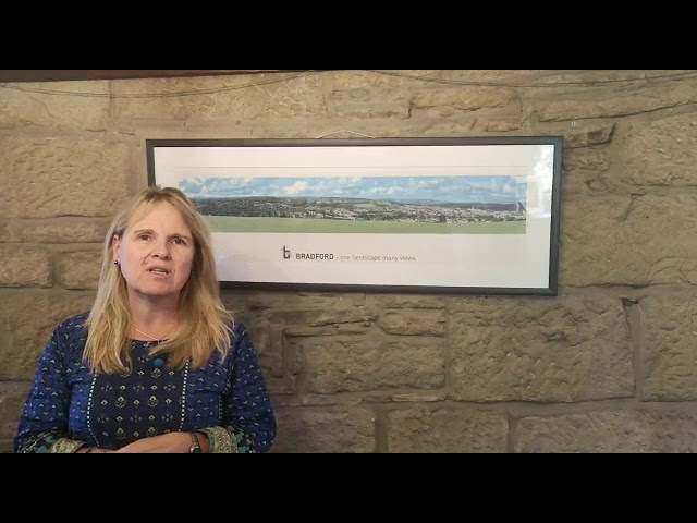 Kersten England, Bradford Council Chief Exec