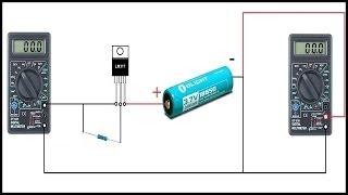 Узнать ёмкость аккумулятора без умной зарядки!(, 2016-07-05T08:05:20.000Z)