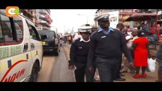 VIDEO: NTSA deregisters Ongata Line Sacco following Sunday's accident