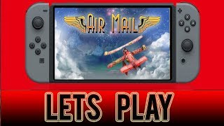 Air Mail - Nintendo Switch