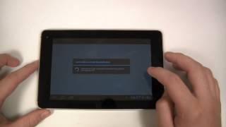 Huawei MediaPad S7-301u - handson