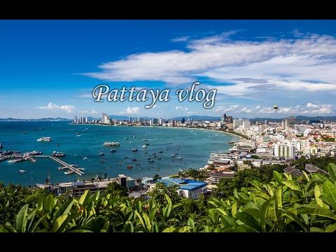 Travel VLOG: Pattaya + Koh Larn Island