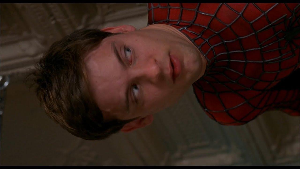 Peter Parker needs to pee