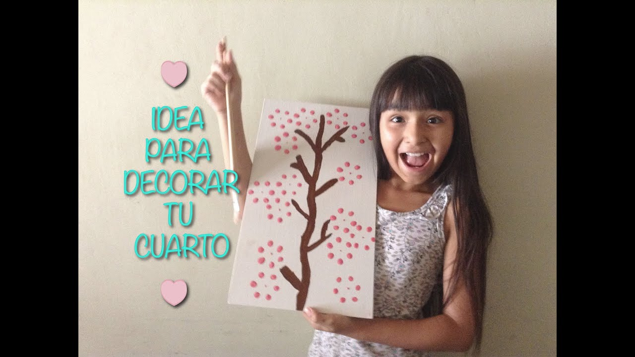 Diy para decorar tu cuarto cuadros sophie giraldo for Ideas para decorar mi casa