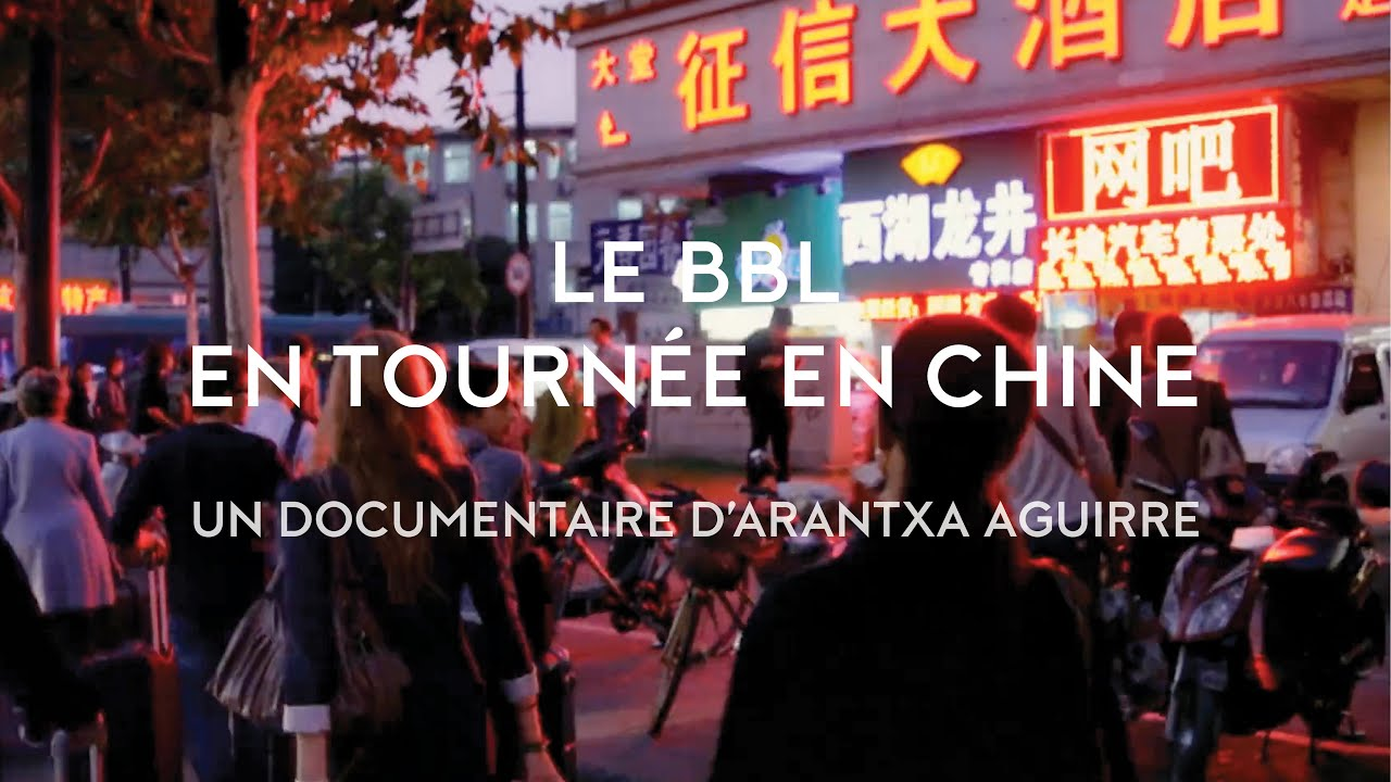 Béjart Ballet Lausanne – Le BBL en tournée en Chine - YouTube