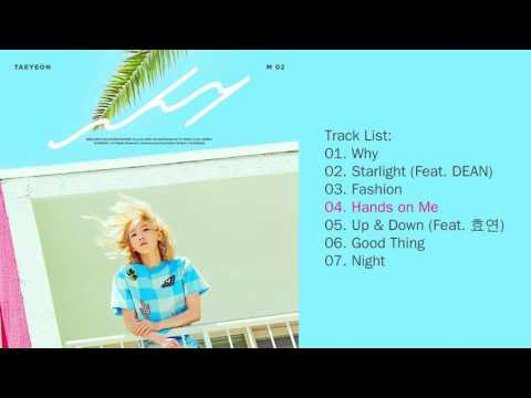 Free Download [full Album] Taeyeon_태연 - Why Mp3 dan Mp4