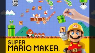 Ghost House New Super Mario Bros  U   Yoshi Mix - Super Mario Maker Music Extended