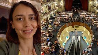 Terk Edilmiş Binayı Bakın Ne Hale Getirmişler! - Arjantin'deki Fantastik Bina😍