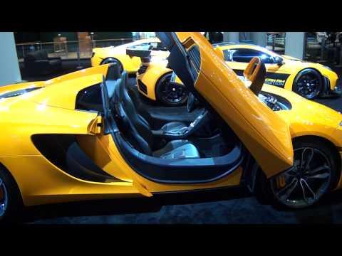 Video#1002 New York Auto Show 2013 Pt 4