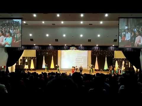 Hai Dunia, Gembiralah | Perayaan Natal GPIB Bukit Sion Balikpapan