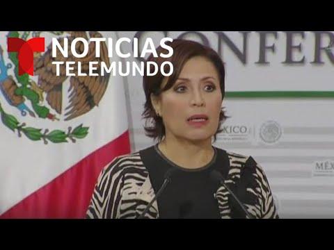 Detienen a Rosario Robles tras ser vinculada por corrupción   Noticias Telemundo