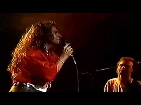 Thomas Anders & Nora - Tell Me (live) Chile 1988 - part 2
