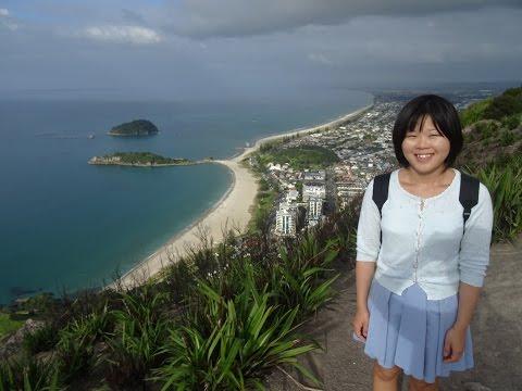 Day trip to and around Tauranga, New Zealand