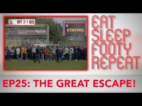 ESFR Ep25: Newport County's Great Escape