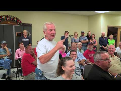Claire McCaskill Town Hall July 5, 2017 video by Jerry Schmidt