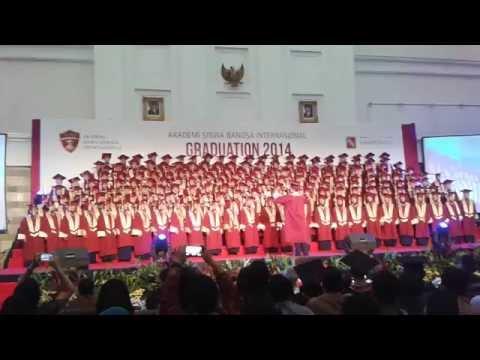 ASBI (Sampoerna Academy) 1st Graduation - Terima Kasih Guruku