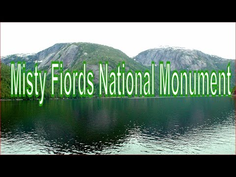 Misty Fiords National Monument, National monument in Alaska, United States