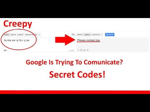 Translate Gate - Google Translate is trying to comunicate with us? Secret Codes with Somali?!