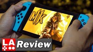 Mortal Kombat 11 Review | (Nintendo Switch/PS4/Xbox/PC) (Video Game Video Review)