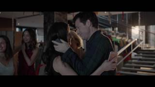 [1080p] Office Christmas Party - Kiss scene (Josh and Tracey)