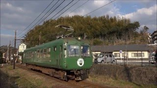 移り変わる熊本電鉄・上熊本線、2016年春
