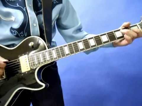 Alan Jackson - Good Time (guitar cover)