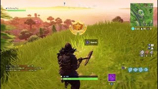 Fortnite Secret Battle Star Location Week 3 Season 4 Hidden Blockbuster Challenge