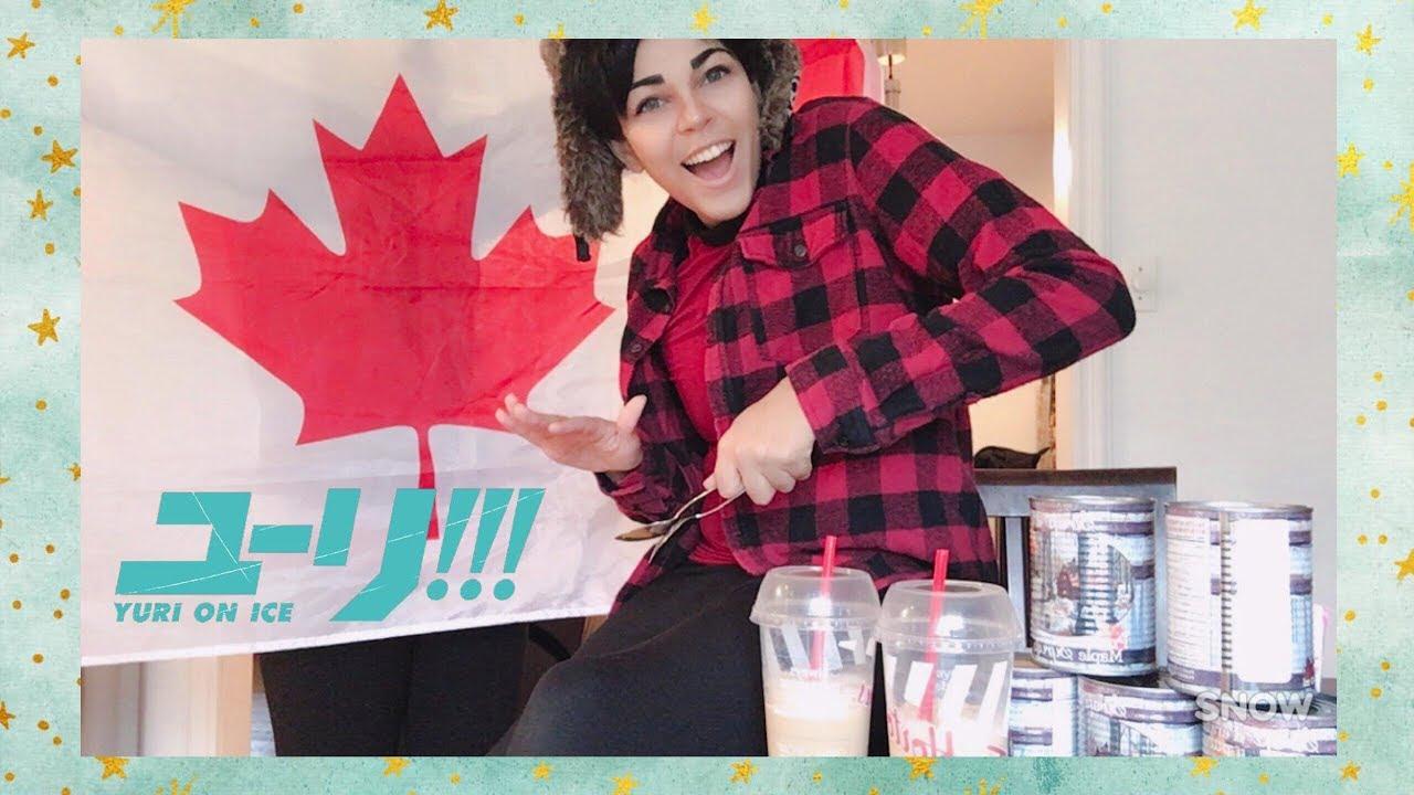 How to Christmas | Yuri!!! on Ice - YouTube