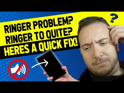 Fix for iPhone X, Xs, and Xs MAX : Ringer Becomes Quite When Someone Calls