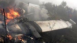 مصر العربية | مقتل 39 روسيا في سقوط طائرة عسكرية بسوريا