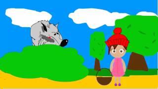 Красная Шапочка и серый волк(анекдот., 2015-01-06T14:10:57.000Z)