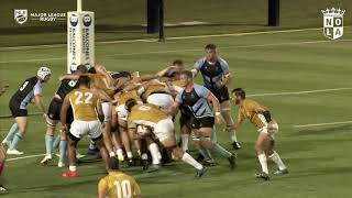 Try Time Tuesday! // Major League Rugby
