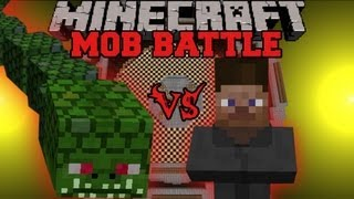 Naga Vs. Necromancer - Minecraft Mob Battles - Twilight Forest and Chocolate Quest Mods