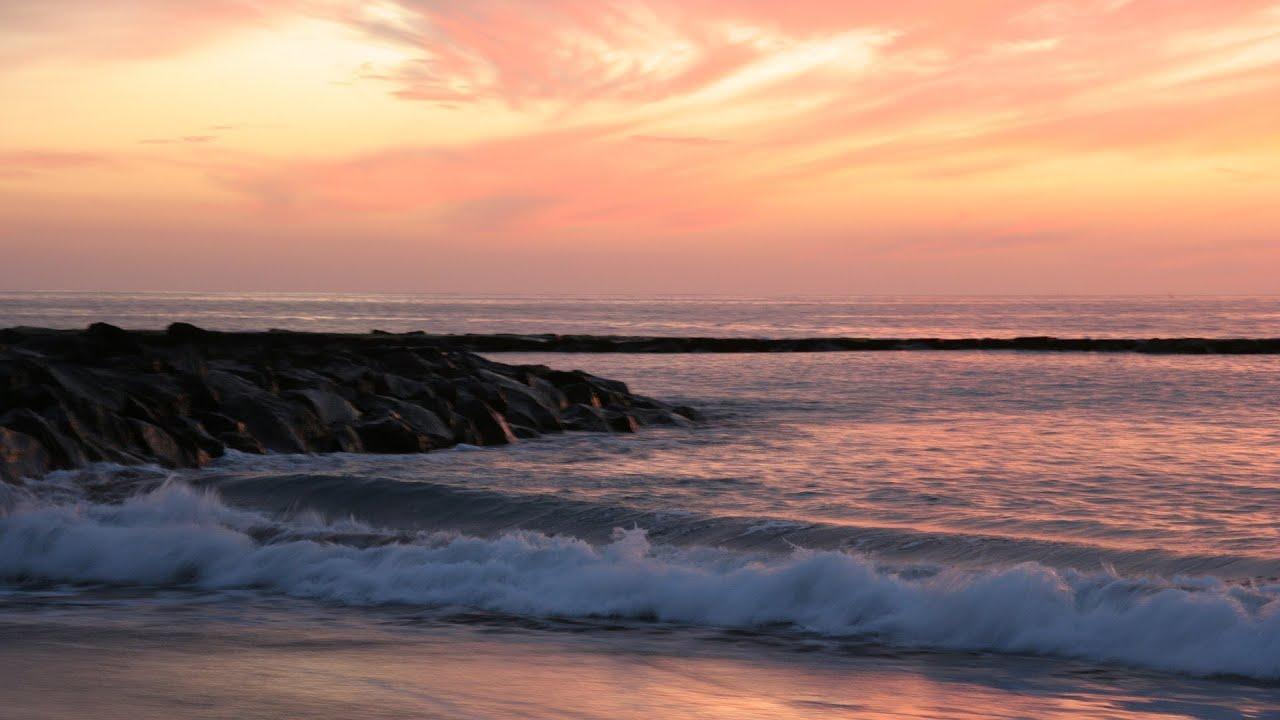 sounds ocean relaxing waves nature music sleep
