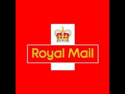 معلومات عن البريد في بريطانيا Royal Mail
