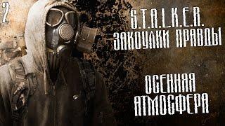 S.T.A.L.K.E.R.: Закоулки правды Прохождение На Русском #2 — ОСЕННЯЯ АТМОСФЕРА